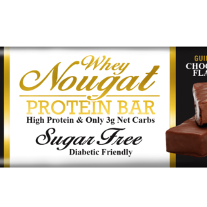 Supplements SA Protein Nougat Bars
